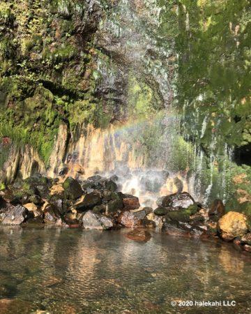 唐滝・硫黄沼 パワースポットで心身浄化コース